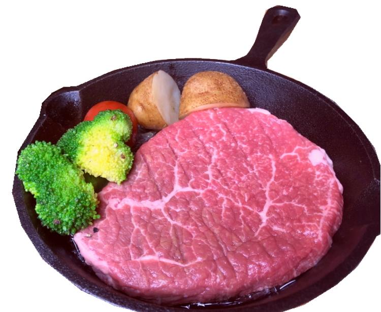 秋川牛ソロステーキセット
